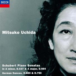 内田光子 - シューベルト:ピアノ・ソナタ第13番 第4番