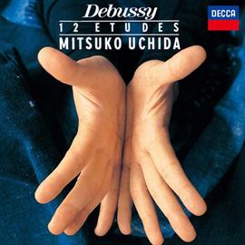 内田光子 - ドビュッシー:12の練習曲