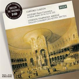 サー・クリフォード・カーゾン - モーツァルト:ピアノ協奏曲集