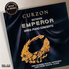 サー・クリフォード・カーゾン - ベートーヴェン:ピアノ協奏曲第5番《皇帝》 | グリーグ:ピアノ協奏曲イ短調