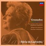 グラナドス:スペイン民謡による6つの小品、他