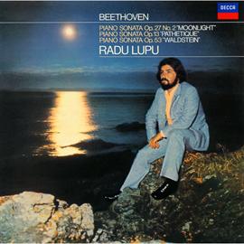 ラドゥ・ルプー - ベートーヴェン:ピアノ・ソナタ《悲愴》《月光》《ワルトシュタイン》