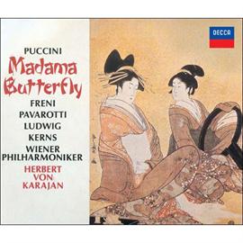 ヘルベルト・フォン・カラヤン - プッチーニ:歌劇《蝶々夫人》