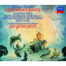サー・ゲオルグ・ショルティ - R.シュトラウス:歌劇《ナクソス島のアリアドネ》全曲