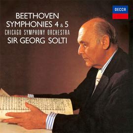 サー・ゲオルグ・ショルティ - ベートーヴェン:交響曲第4番・第5番《運命》