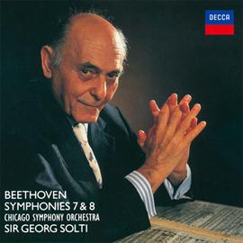 サー・ゲオルグ・ショルティ - ベートーヴェン:交響曲第7番・第8番