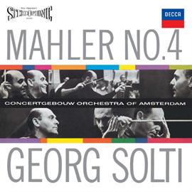 サー・ゲオルク・ショルティ - マーラー:交響曲第4番