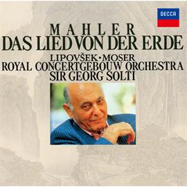 サー・ゲオルク・ショルティ - マーラー:交響曲《大地の歌》