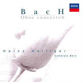 ハインツ・ホリガー - J.S.バッハ&C.P.E.バッハ:オーボエ協奏曲集