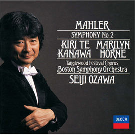 小澤征爾 - マーラー:交響曲第2番《復活》