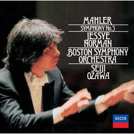 小澤征爾 - マーラー:交響曲第3番