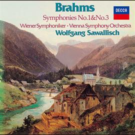ヴォルフガング・サヴァリッシュ - ブラームス:交響曲第1番・第3番