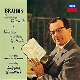 ヴォルフガング・サヴァリッシュ - ブラームス:交響曲第2番、他