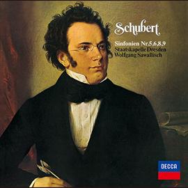 ヴォルフガング・サヴァリッシュ - シューベルト:交響曲集VOL.2