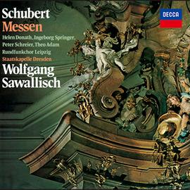 ヴォルフガング・サヴァリッシュ - シューベルト:ミサ曲第5番・第6番