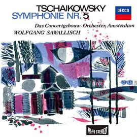 ヴォルフガング・サヴァリッシュ - チャイコフスキー:交響曲第5番/ハイドン:交響曲第92番《オックスフォード》