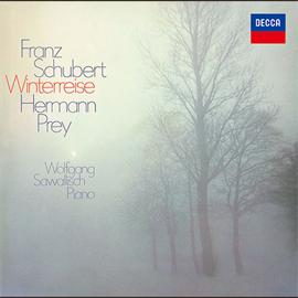 ヘルマン・プライ - シューベルト:歌曲集《冬の旅》