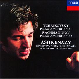 ヴラディーミル・アシュケナージ - チャイコフスキー&ラフマニノフ:ピアノ協奏曲