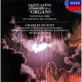 シャルル・デュトワ - サン=サーンス:交響曲第3番《オルガン》/動物の謝肉祭、他