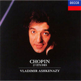 ヴラディーミル・アシュケナージ - ショパン:練習曲集(全27曲)