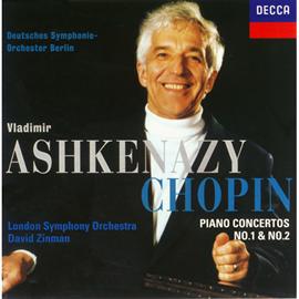 ヴラディーミル・アシュケナージ - ショパン:ピアノ協奏曲第1&2番