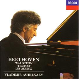 ヴラディーミル・アシュケナージ - ベートーヴェン:ピアノ・ソナタ《ワルトシュタイン》《テンペスト》《告別》