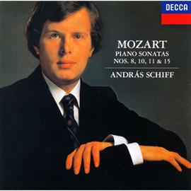 アンドラーシュ・シフ - モーツァルト:ピアノ・ソナタ集
