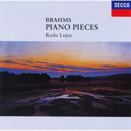 ラドゥ・ルプー - ブラームス:ピアノ小品集