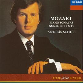 アンドラーシュ・シフ - モーツァルト:ピアノ・ソナタ第8番・第10番・第11番《トルコ行進曲付き》他