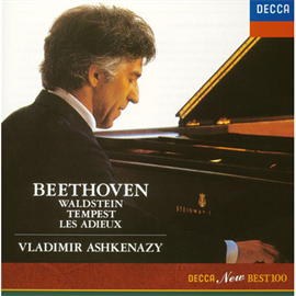 ヴラディーミル・アシュケナージ - ベートーヴェン:ピアノ・ソナタ《テンペスト》《ワルトシュタイン》《告別》