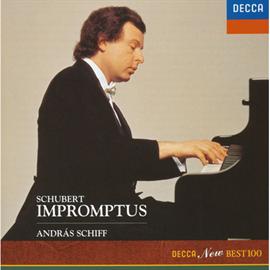 アンドラーシュ・シフ - シューベルト:即興曲集D899・D935(全曲)