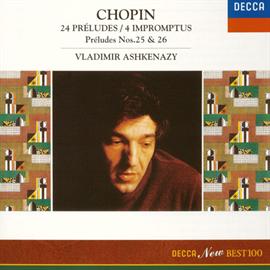 ヴラディーミル・アシュケナージ - ショパン:24の前奏曲/4つの即興曲 他