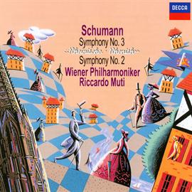リッカルド・ムーティ - シューマン:交響曲第2番・第3番