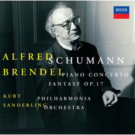 アルフレッド・ブレンデル - シューマン:ピアノ協奏曲&幻想曲