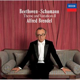 アルフレッド・ブレンデル - シューマン:交響的練習曲、ベートーヴェン:変奏曲