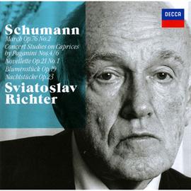 スヴャトスラフ・リヒテル - シューマン:行進曲、ノヴェレッテ、ノクターン、他
