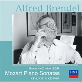 アルフレッド・ブレンデル - モーツァルト:ピアノ・ソナタ第8番・第9番・第18番