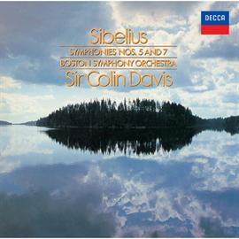 サー・コリン・デイヴィス - シベリウス:交響曲第5番&第7番