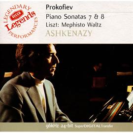 ヴラディーミル・アシュケナージ - プロコフィエフ:ピアノ・ソナタ第7&8番、他