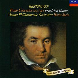 フリードリヒ・グルダ - ベートーヴェン:ピアノ協奏曲第3番、第4番
