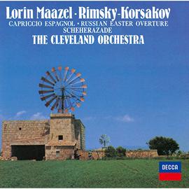 ロリン・マゼール - R.コルサコフ:スペイン奇想曲、交響組曲《シェエラザード》 他