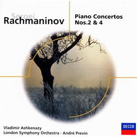 ヴラディーミル・アシュケナージ - ラフマニノフ:ピアノ協奏曲第2,4番