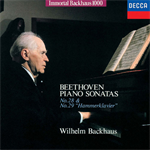 ベートーヴェン:ピアノ・ソナタ 第28・29番