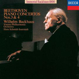 ヴィルヘルム・バックハウス - ベートーヴェン:ピアノ協奏曲 第3・4番