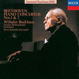 ヴィルヘルム・バックハウス - ベートーヴェン:ピアノ協奏曲 第1・2番