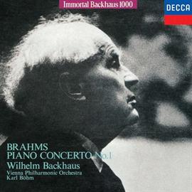 ヴィルヘルム・バックハウス - ブラームス:ピアノ協奏曲第1番