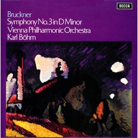 カール・ベーム - ブルックナー:交響曲第3番《ワーグナー》
