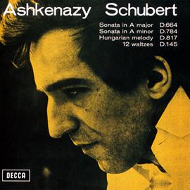 ヴラディーミル・アシュケナージ - シューベルト:ピアノ・ソナタ第13番、第14番、他