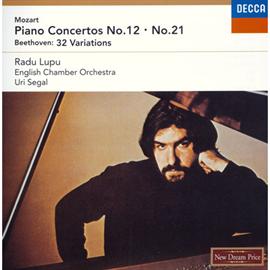 ラドゥ・ルプー - モーツァルト:ピアノ協奏曲第21番&第12番 他