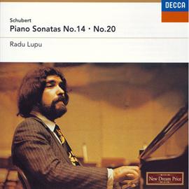 ラドゥ・ルプー - シューベルト:ピアノ・ソナタ第20番&第14番